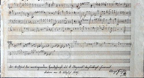 モーツァルトの250年ぶりの新曲