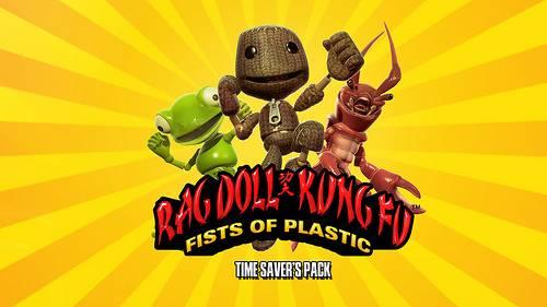 Rad Doll Kung Fu Sackboy!