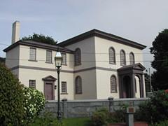 Touro Synagogue (Congregation Jeshuat Israel) (2003)