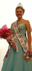2009 Clearfield County Fair Queen Rachel Syktich