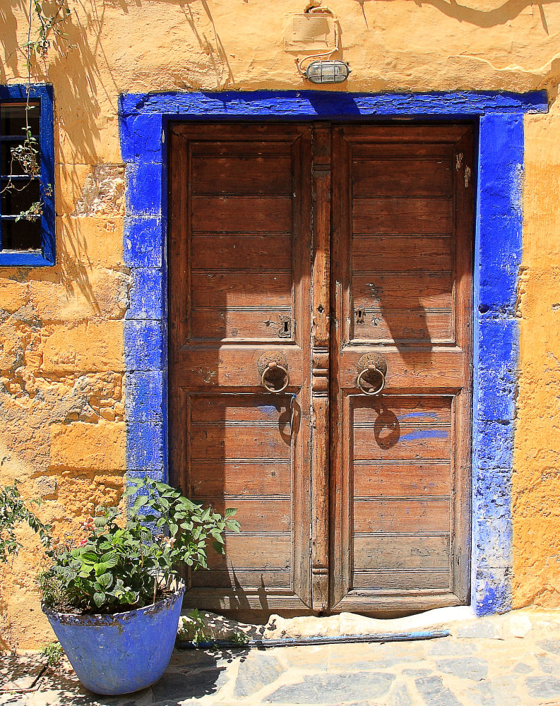 Cretan Images - Doorways