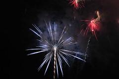 Up and out (owen4green) Tags: blue red summer white festival japan night interestingness nikon explosion firework bang explode kanazawa ishikawa fierworks upandout d700 yellowivyshrinesandfestmosspark