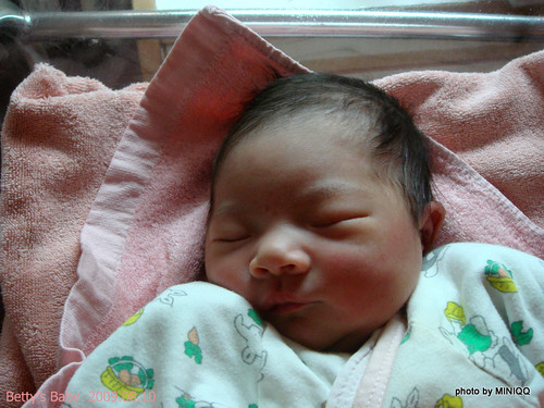 Betty's Baby-4  (20090810出生)