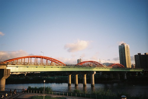 你拍攝的 【LC-A+】永福橋。
