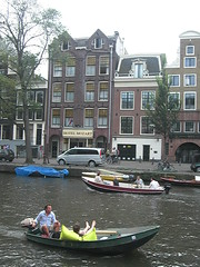 Mozart Hotel Amsterdam (PhilDutch Amsterdam Bed and Breakfast ,) Tags: amsterdam hotel prinsengracht mozart