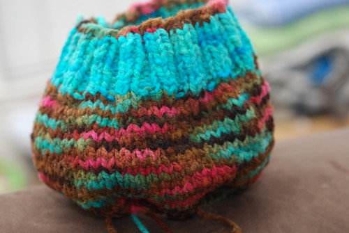 Dani's WIP-Custom Colorway by HippyPippy