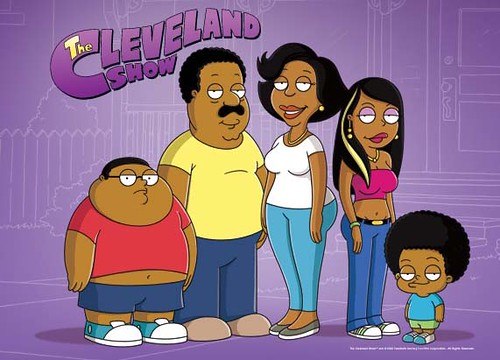 The Cleveland Show Personagens