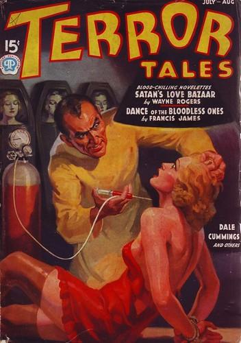 terror tales julio 1937
