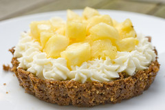Tropical Pineapple tart 9