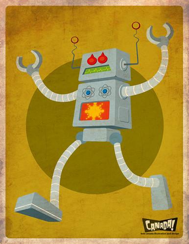 Robot Runamuck