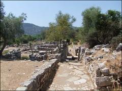 Kaunos (Simon_K) Tags: city turkey ancient ruins roman romanempire dalyan ruined anatolia ancientgreece ancientgreek caunos kaunos southernanatolia heritagesite8790