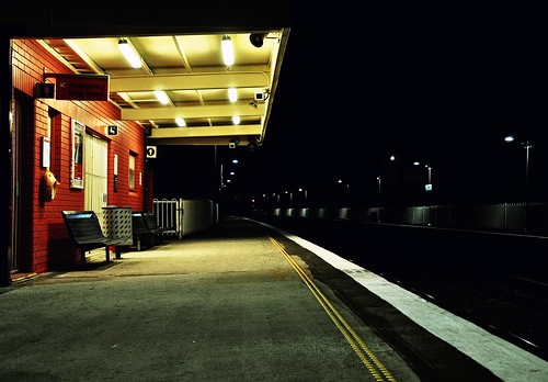 Train Station by Andrew _ B