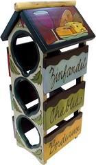 Sticks � WRK-001 - Wine Caddy Right