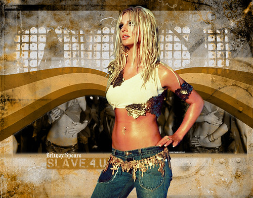 All Stars Bibliography Britney Spears Im A Slave For You