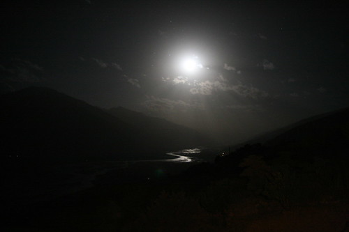 Wakhan at night