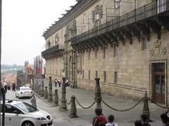 Santiago de Compostela, Galiza, Espanha; Maio 2009