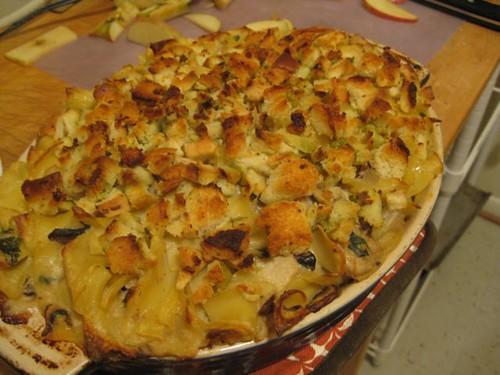 Tuna noodle casserole - 2