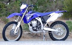 2009 WR450F (buffalo_jbs01) Tags: bike dirt yamaha d200 wr450f wr450