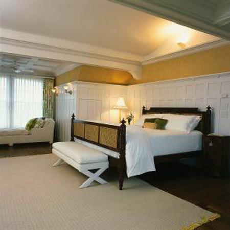 Cape Cod house - Classic Home - bedroom, Architectur, House Design, Classic Home, Interior design