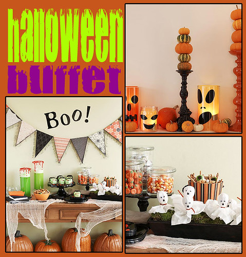 halloween Buffet inspiration