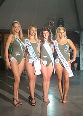 MISS PDN - TRECATE (NO) 03.07.09 -LE MISS FASCIATE (MissPadania) Tags: miss umberto nord bellezza bossi concorso selezione lega padania