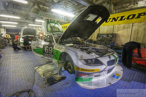 2009 Toyo Tyres 24-hour race Dubai