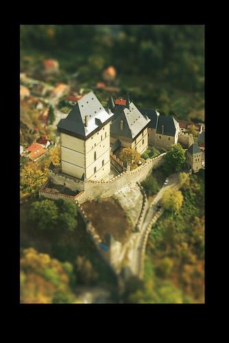castle Karlstein, Prague