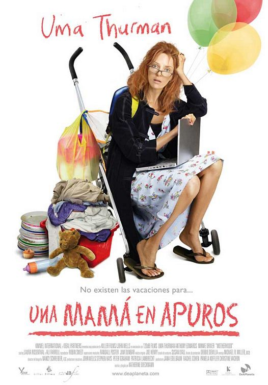 Motherhood (2009) foreign poster