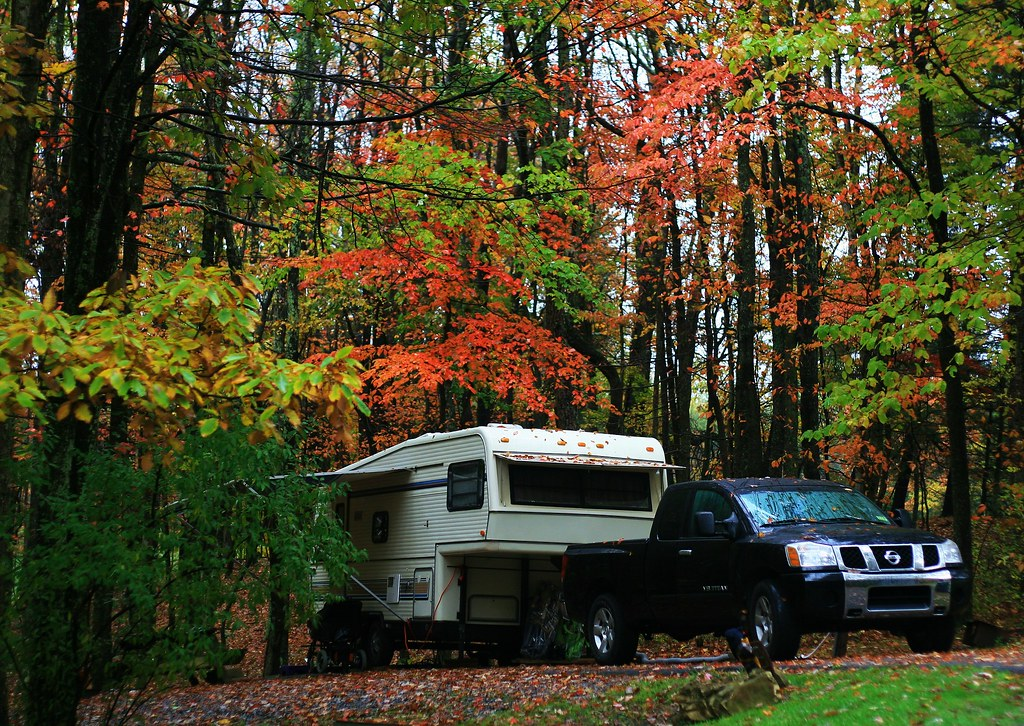 Camping In Fall Is The Best!