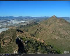 Sierra de las Moreras (Pedro Agera) Tags: ruta minas playa sierra sancristobal monte montaa cartagena senderismo escalada sendero campillo mazarron bolnuevo moreras percheles laazohia sierradelasmoreras
