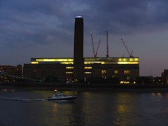 Bankside Power Station, London (Metro Centric) Tags: london thames gallery tate powerstation bankside banksidepowerstation