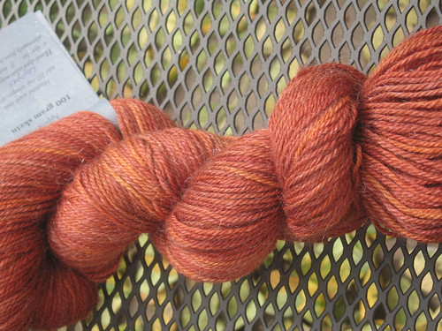 Mountain Colors - Copper - Sock Yarn