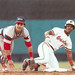 Julio Cruz and Al Bumbry