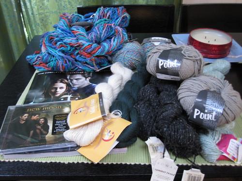 bella's mittens - prizes!