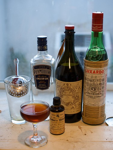 Cocktail Week: Martinez