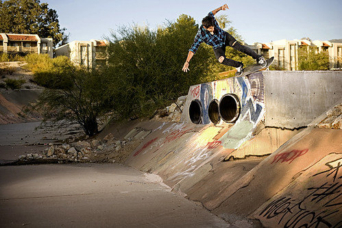 Eric Ontiveros Feeble Tucson Ditch