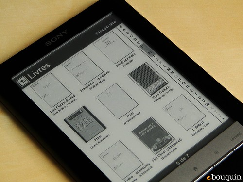 Sony Reader Touch Edition 25 sur 91