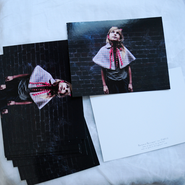 postcard lou