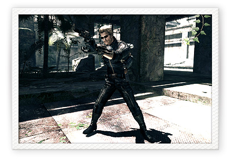 Lost Planet 2 : Albert Wesker