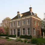 "Beemster: country home named 'Rustenhove"", build in 1768. Volgerweg 28 Middenbeemster"
