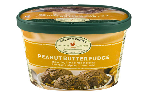 Archer Farm's Peanut Butter Fudge Ice Cream