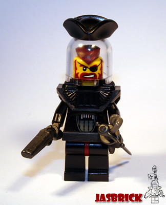 Darth Raider custom minifig