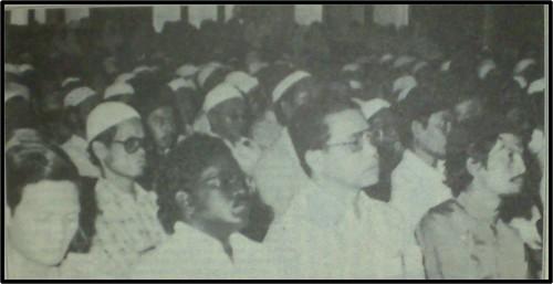 Lim Kit Siang-Dengar Ceramah ABIM 1980