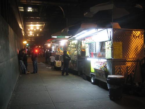 Roosevelt Avenue Food Trucks