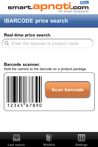 iBarcode