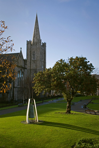 Dublin - St Patricks Cathedral