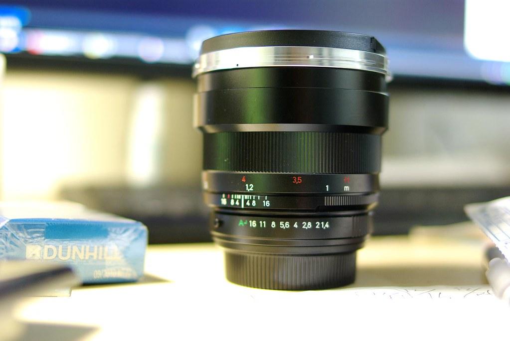 ZEISS PLANAR T* 1.4/85mm ZK 試拍分享