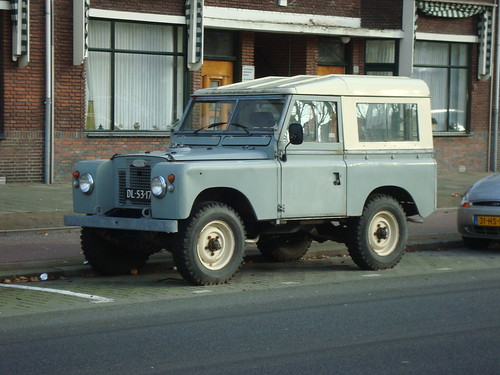 1968 Land Rover Series Ii Classic Automobiles