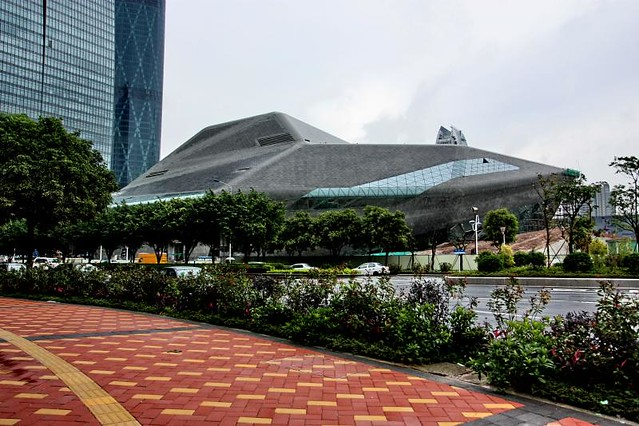 Opera House in Guangzhou