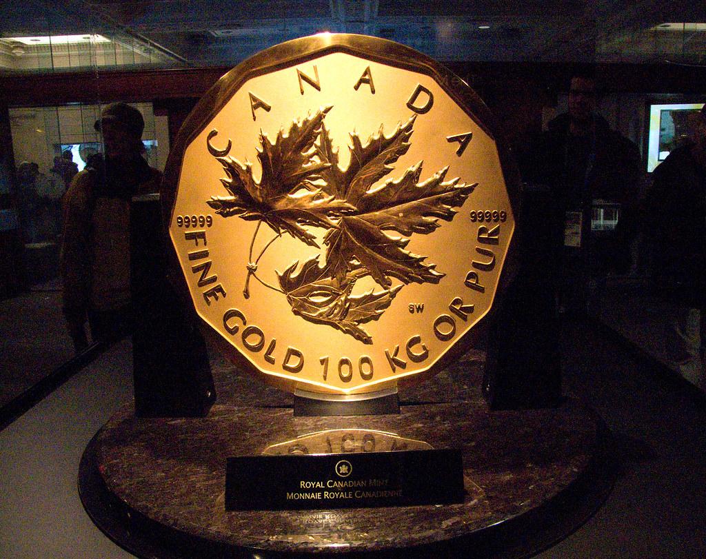 Million Dollar Coin, Vancouver 2010 Olympics